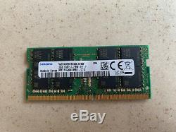 Samsung 32GB DDR4 2666MHz RAM Memory Module for Laptop Computers (260 Pin)