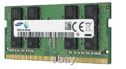 Samsung 32GB DDR4 PC4-25600 3200MHZ 260 PIN SODIMM 1.2V CL 22 laptop RAM memory