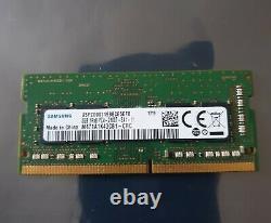 Samsung 8GB 1X8GB M471A1K43CB1-CRC DDR4 1Rx8 PC4-2400T SODIM Laptop Memory Ram