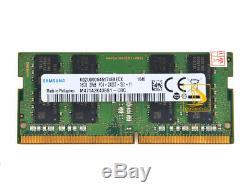 Samsung Laptop Memory 4x 16GB DDR4 2400MHz PC4-19200 SODIMM 260 pin Sodimm RAM &