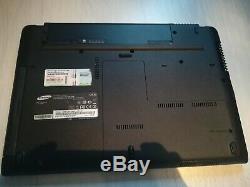 Samsung Q430 laptop Intel i3 NVidia 310M, 128Gb SSD + 500Gb HDD 4Gb ram memory