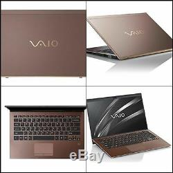 VAIO SX14 Intel Core i7-8565U Laptop 16GB Memory (RAM) 512GB PCIe SSD