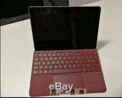 Windows Silver Surface Go 10 Never used. 8GB RAM memory. Plus keyboard