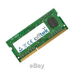 X10 Laptop Notebook Memory Ram DDR3 1600 mhz PC3-12800 204PIN 4GB DDR3 job lot